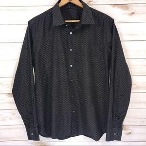 THEORY Men's Casual Button Down Shirt, Size XL